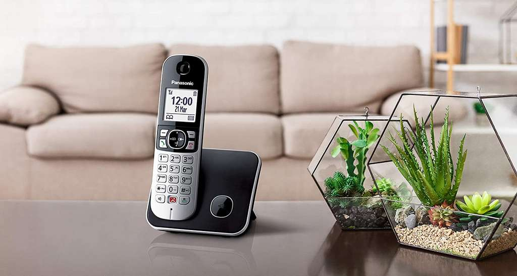 Telefono Cordless Design