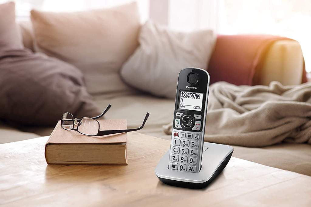 Telefono Cordless Portata