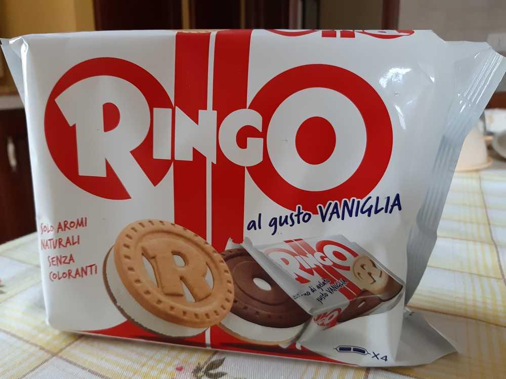 Confezione Gelato Ringo Vaniglia