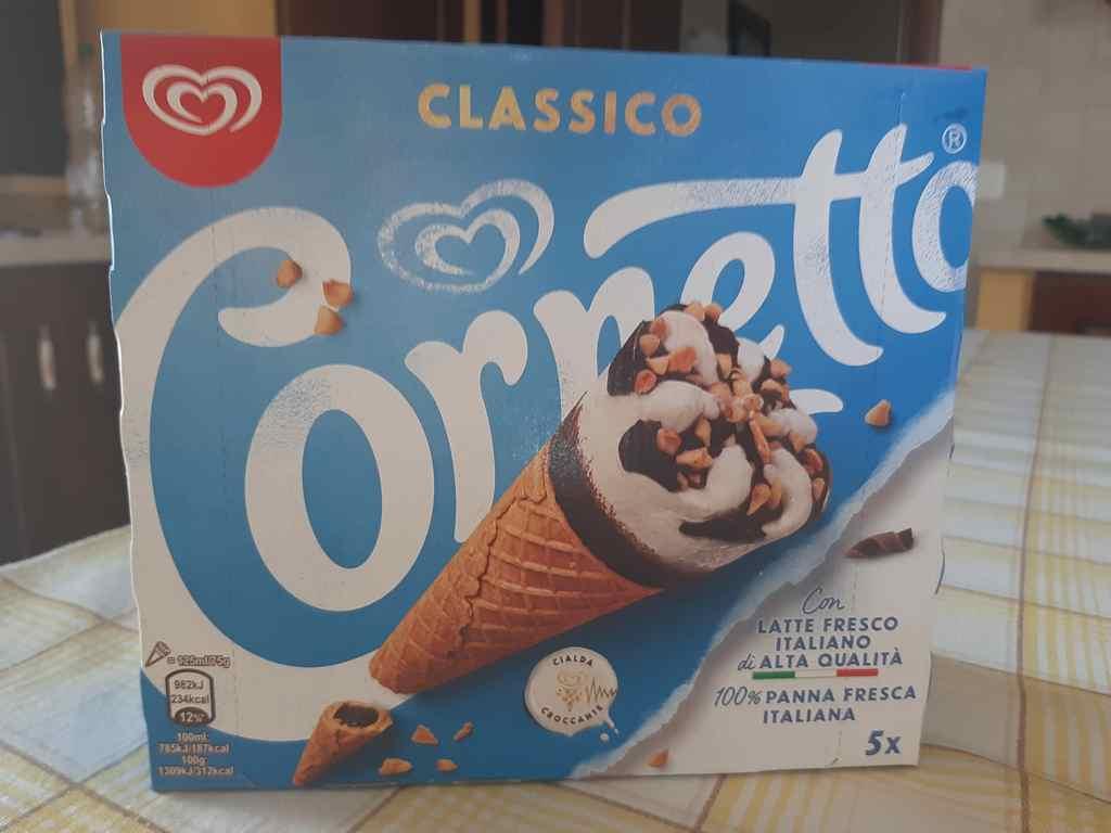 Confezione Cornetto Classico